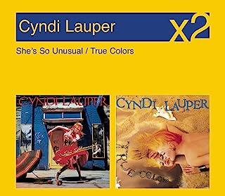 She's So Unusual/True Colors [2 Discs][Slim Pack]
