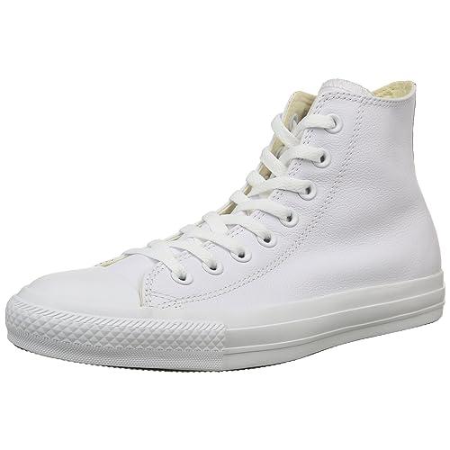 41010129ff1 Converse Unisex Chuck Taylor Classic Hi Sneaker