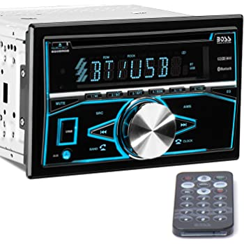 [SCHEMATICS_4FR]  Amazon.com: BOSS Audio Systems 822UA Double-DIN MP3 Player Receiver -  Discontinued by Manufacturer: Car Electronics   Boss 822ua Wiring Harness      Amazon.com
