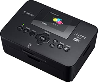 Canon Selphy CP910 Wireless Compact Photo Printer - Black