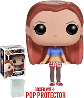 Funko Pop! TV: Buffy The Vampire Slayer - Willow Roseberg Vinyl Figure (Bundled with Pop Box Protector Case)