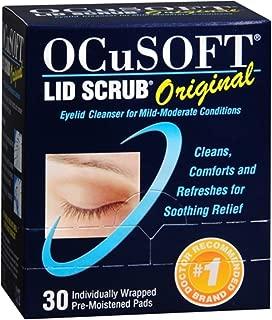 OCuSOFT Lid Scrub Original 30 Each (Pack of 4)