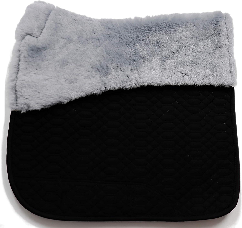 Combinez-Vous avec 12 Coleur de Peau de Mouton Engel Germany Chabraque en Peau de Mouton Couleur Coton Noir Schabra 1