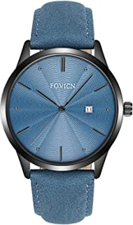 Men's Sports Outdoor Waterproof Watch Chronograph Fashion Quartz Wrist Watch Casual Calendar Date Watches