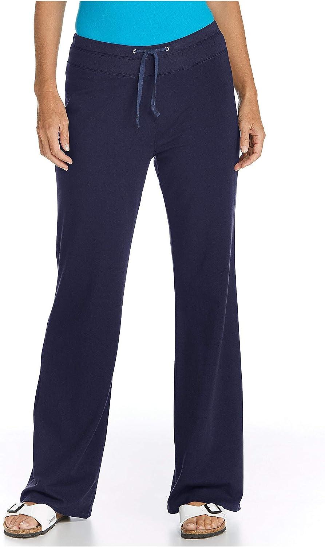 Coolibar UPF 50+ Women's Windley Beach Pants - Sun Protective