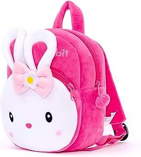 plush book bags