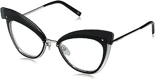 Marc Jacobs Women''s 100/S FU 010 64 Sunglasses, Silver (Palladium/Gry Sf SLV Sp)
