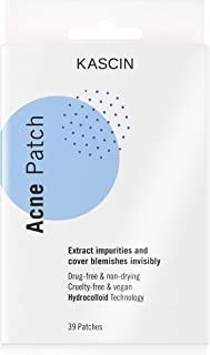 KASCIN Acne Patch - 39 Hydrocolloid Patches - Made in Korea - Pimple patch, Puistjes Patch