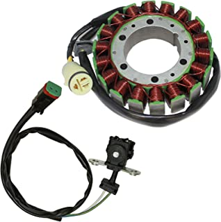 Caltric Stator & Pickup Coil for Bombardier Can-Am Ds 650 Ds650 Baja 2002-2004