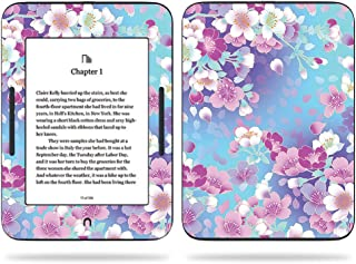 MightySkins Skin Compatible with Barnes & Noble Nook GlowLight 3 (2017) - in Bloom | Protective, Durable, and Unique Vinyl Decal wrap Cover | Easy to Apply, Remove | Made in The USA