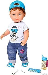 Zapf Creation 826911 Baby Born Soft Touch Brother, 43 cm, Meerkleurig
