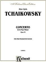 Piano Concerto No. 1 in B-Flat Minor, Op. 23: Piano Duo (2 Pianos, 4 Hands) (Kalmus Edition)