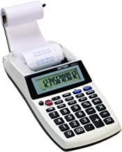 Victor 1205-4 12 Digit Portable Palm/Desktop Commercial Printing Calculator photo