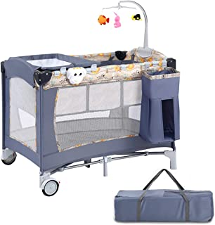 pack n play with bassinet