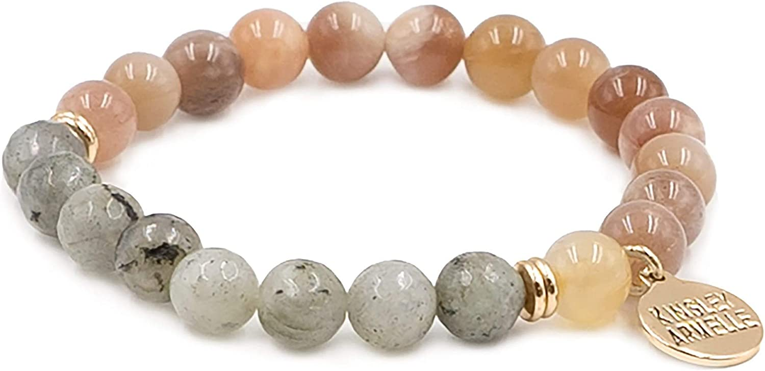 Kinsley Deluxe Armelle Ranking integrated 1st place Pixie Collection Aragonite Bracelet -