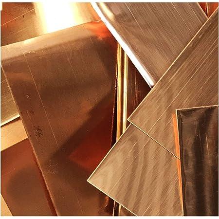 24 Gauge 6x 6 HammeredTextured Copper Sheet Made from 16oz copper