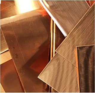 Best raw copper sheets Reviews