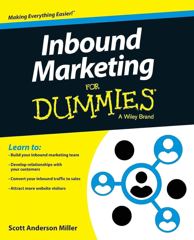 講師義務づける救いInbound Marketing For Dummies
