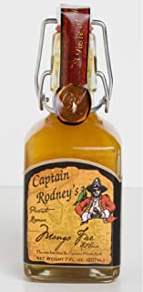 Captain Rodney's Private Reserve Hot Sauce (Mango Fire)