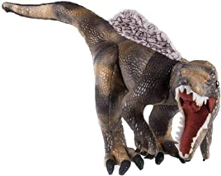 Clever Creations Ultra Soft Stuffed Dinosaur Soft Scale-Like Patterned Fabric | Fits into Any Dinosaur Themed Room | Kids of All Ages Will Love The Realistic Design