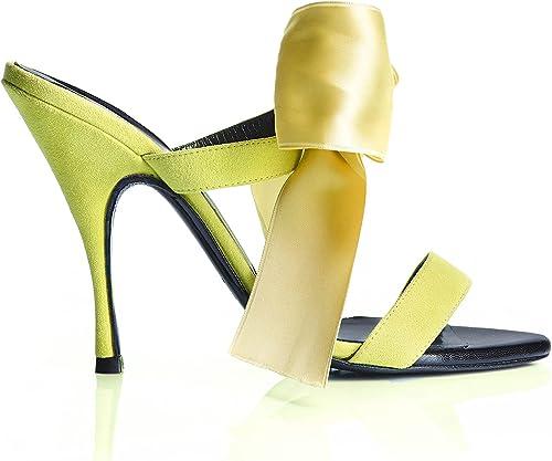 Filippo Gabriele , Damen Pumps gelb gelb