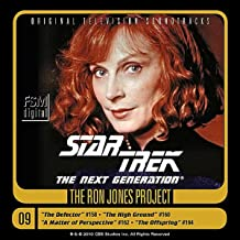 Star Trek: The Next Generation 9: The Defector/The High Ground/A Matter of Perspective/The Offspring