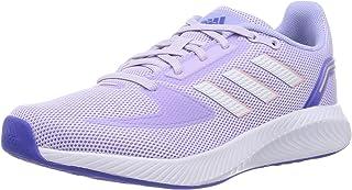 Adidas Women's Runfalcon 2.0 Competition Running Shoes, Purple Tint, 41 1/3 EU