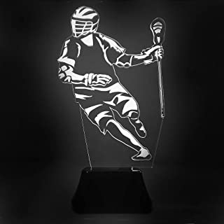 Best lacrosse sport lamps Reviews