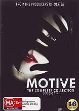Motive: Complete Collection Season 1-4