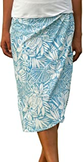 New! Length 3 - Quick Wrap Cover-up That Multitasks as The Perfect Travel/Summer Skirt