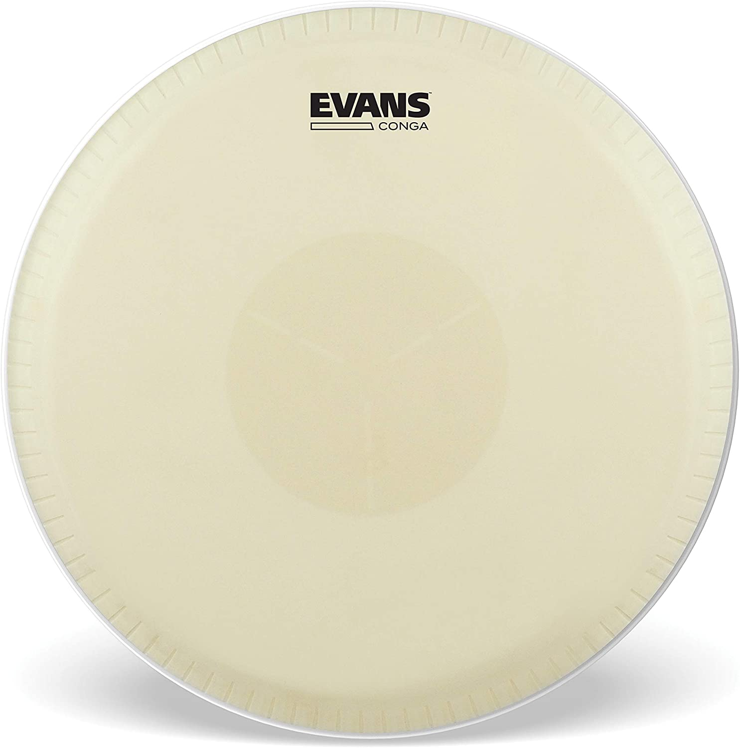 Evans Tri-Center Conga Head New Shipping Free Fits 2 LP 12-1 Inch Trust