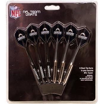 NFL San Diego Chargers Darts & Flights