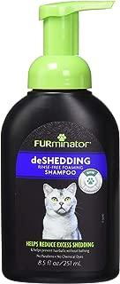 Furminator deShedding Rinse Free Foaming Shampoo for Cats
