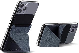 MOFT X スマホスタンド スマホホルダー スマホカードケース スキミング防止 iPhone Android (グレー)
