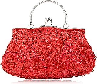 aa179ea39c Amazon.com: Reds Women's Evening Bags