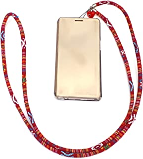 Alwan Mobile Necklace - EE3991RDRED