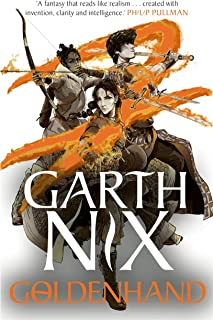 Goldenhand - The Old Kingdom 5: The brand new book from bestselling author Garth Nix