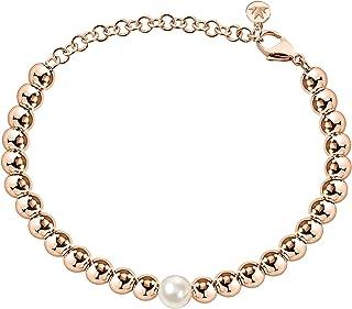 Morellato SANG18 - Bracciale da donna in acciaio INOX e perla