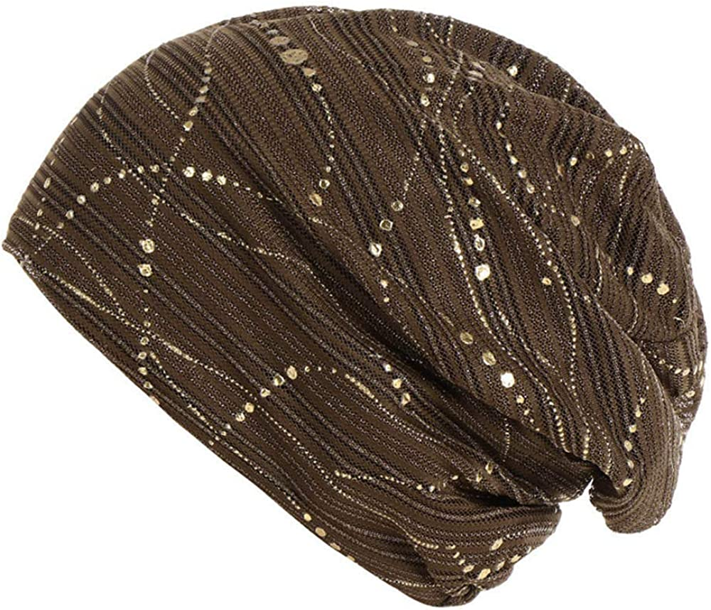 Beanie Hat Stylish Thin Hip-hop Turban Max 40% OFF Retro Stretch He List price Soft