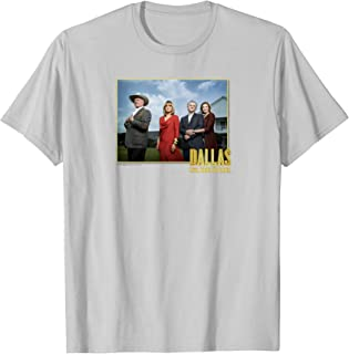 Dallas TV Series Cast T Shirt T-Shirt