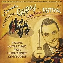 Le QuecumBar International Gypsy Swing Guitar Festival