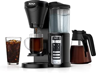Ninja CF020 Coffee Brewer, Black (Renewed)
