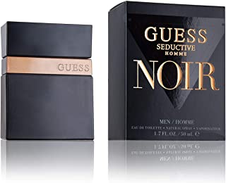 Seductive Noir by Guess - perfume for men - Eau de Toilette, 100ml