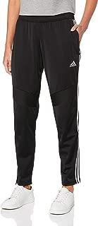adidas Australia Women's Tiro 19 Polyester Pants, Black/White