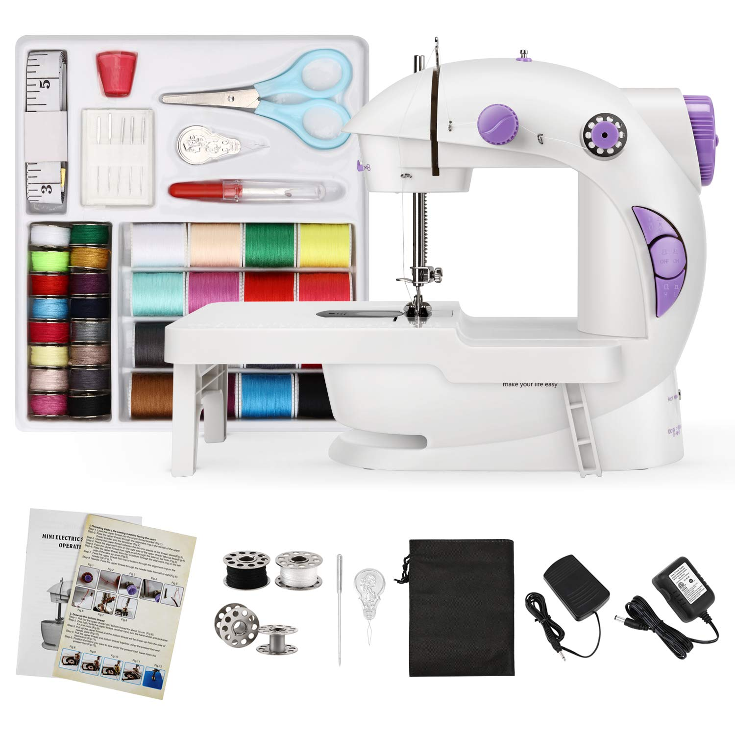 Magicfly Mini Sewing Machine Extension
