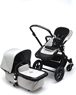 Bugaboo Cameleon3 Complete Stroller, Atelier Special Edition - Versatile, Foldable Mid-Size Stroller with Adjustable Handlebar, Reversible Seat and Car Seat Compatibility