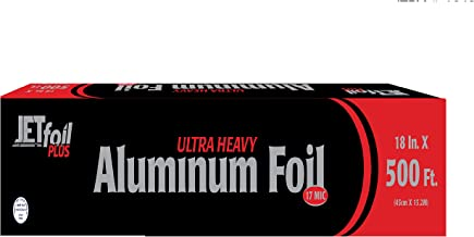 """Party Bargains Jetfoil Disposable Aluminum Foil 