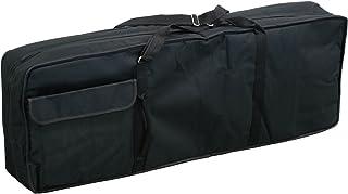 キクタニ キーボードバッグ 61鍵用 内寸1,070X400X135mm KBB-M ブラック