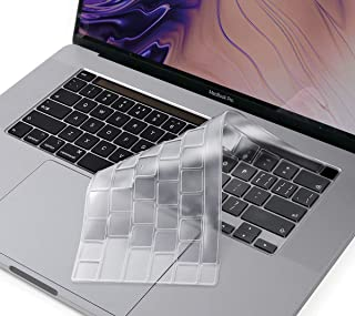 """Premium Ultra Thin Keyboard Cover for 2020+ MacBook Pro 13 inch A2338 M1 A2251 A2289 and 2019+ MacBook Pro 16"""" A2141, MacB..."""