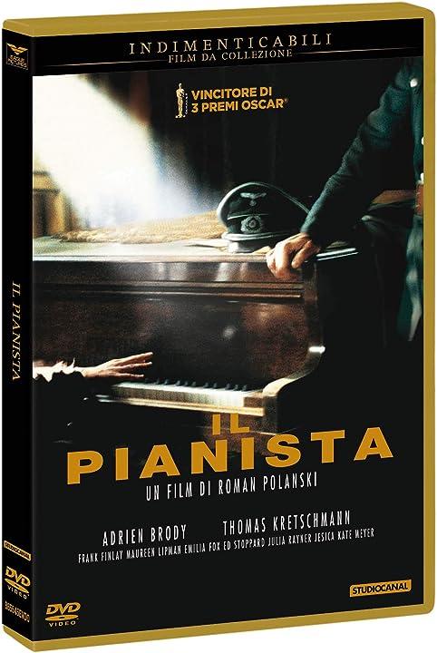 Dvd- film - il pianista B07JJM3VQL